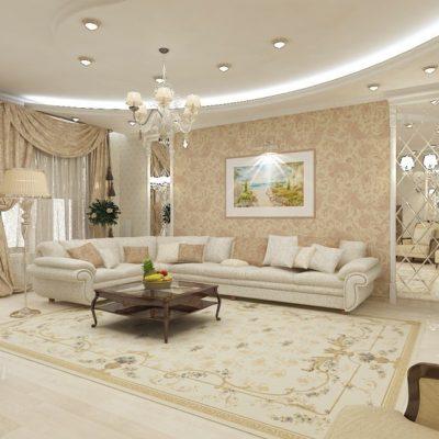 Выбор современного интерьера для своего жилища